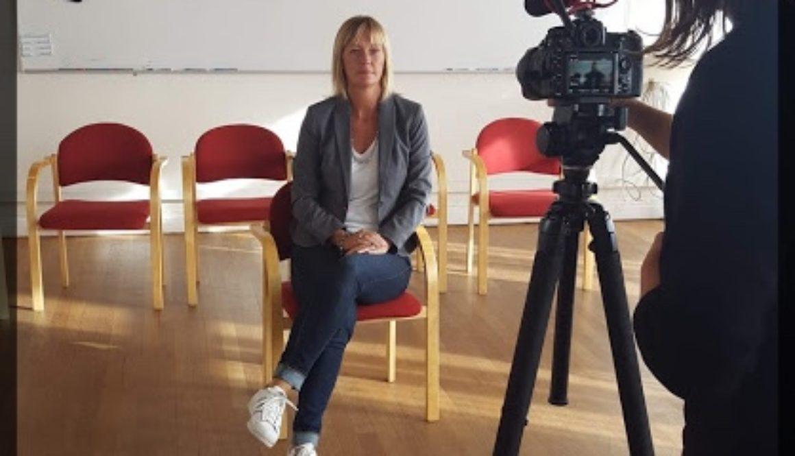Intervju om Humanova med Ulrika Danneryd Gustafsson