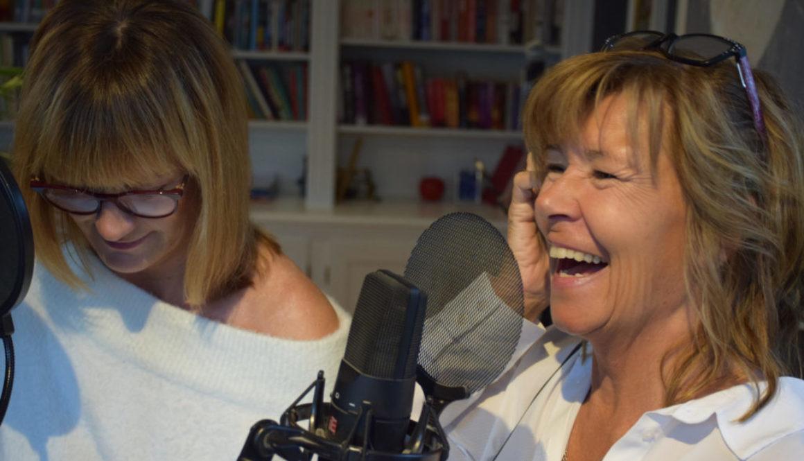 Anette pratar återhämtning och får sig ett gott skratt.