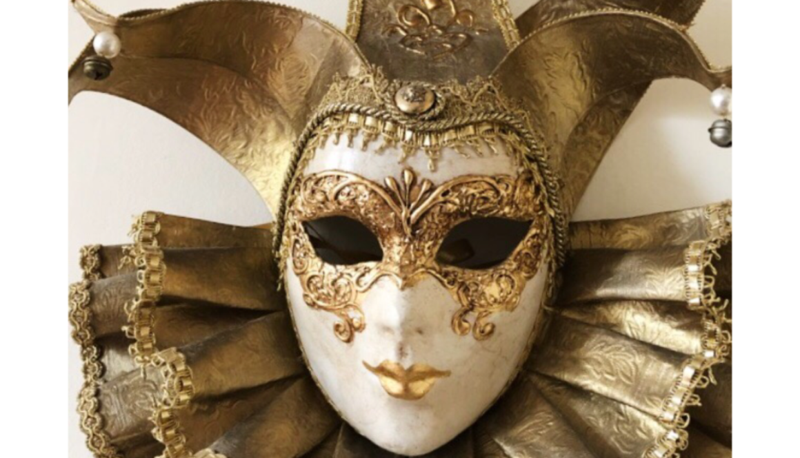 Vad döljer sig bakom våra masker och våra beteenden?